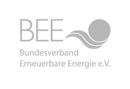 German Renewable Energy Association Logo grey
