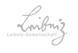 Leibniz Logo grau