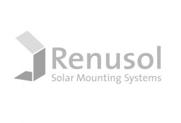 Renusol Logo Grau