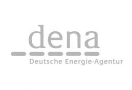 dena Logo grau