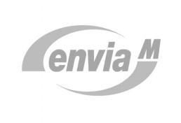 envia_M Logo grau