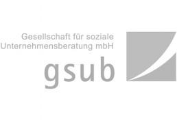 gsub Logo grau