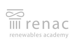 renac Logo Grau