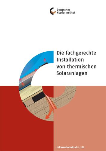 Cover Installation von Solaranlagen