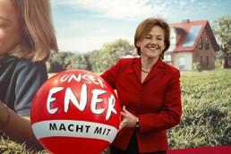 Presentation of the campaign »Unser Einer – Mach mit!«