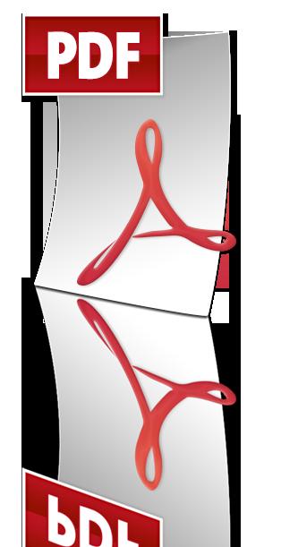 Pictogramm PDF-Dokument