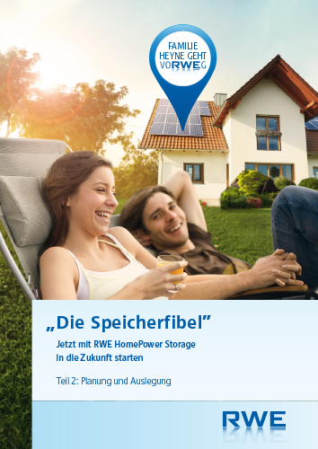 Cover Speicherfiebel RWE