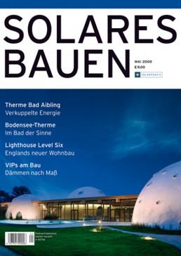 Cover Solares Bauen 05-2008