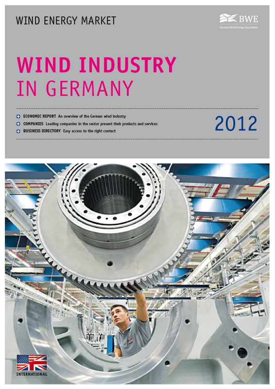 Wind industry in Germany | Sunbeam