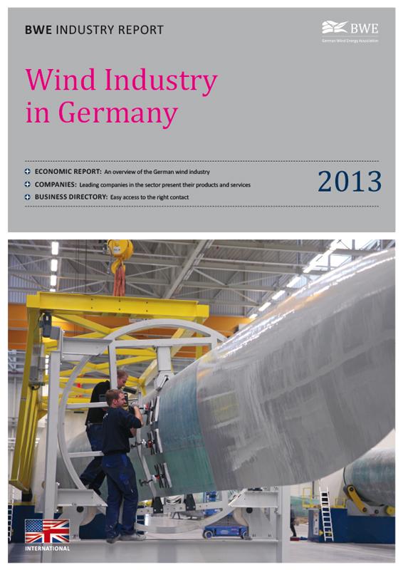 Wind industry in Germany   Sunbeam