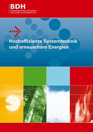 Cover Hocheffiziente Systemtechnik