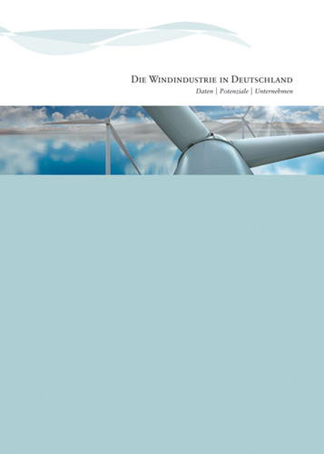 Cover Windindustrie in Deutschland