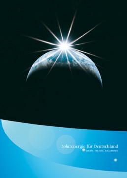 Cover Solarenergie für Deutschland Fakten