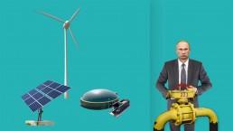 Still Image Design Energy Transition Explanatory Film 5