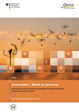 Cover Renewables Made in Germany 2009