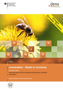 Cover Renewables Made in Germany 2012