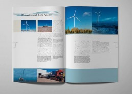 Double page Vestas 2 Wind Industry in Germany Edition 2005