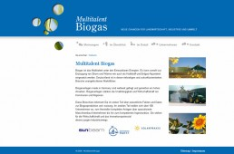 Multitalent Biogas Startseite 2010