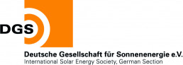 Logo German Society for Solar Energy